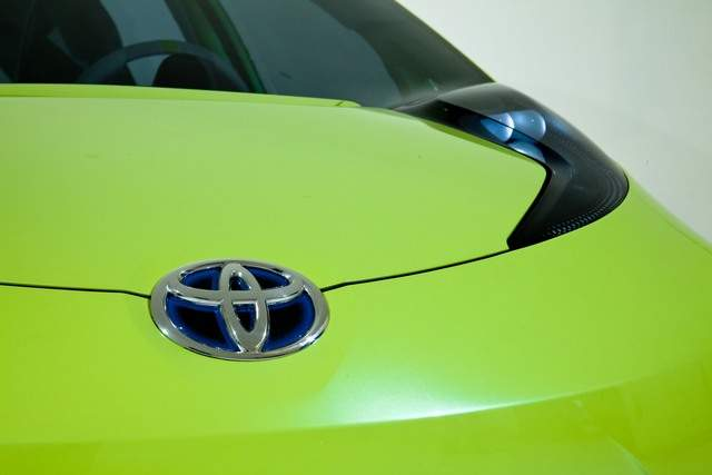 2010 Toyota subcompact concept teaser