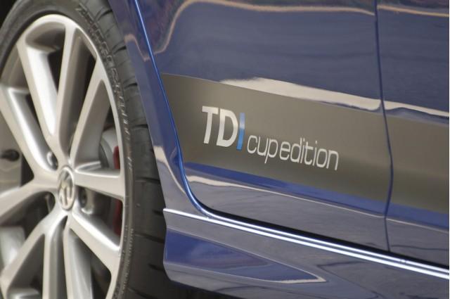 2010 Volkswagen Jetta TDI Cup Street Edition