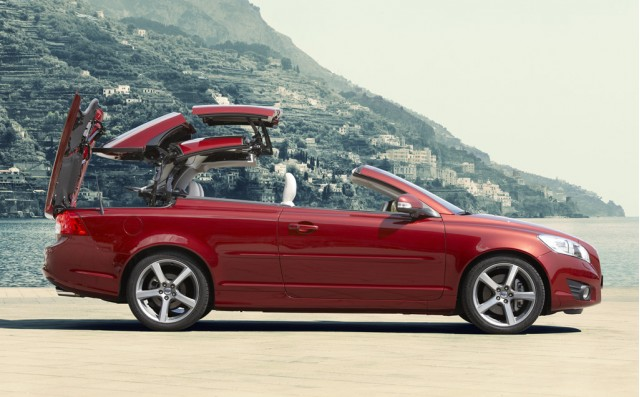 Preview 2010 Volvo C70 Convertible