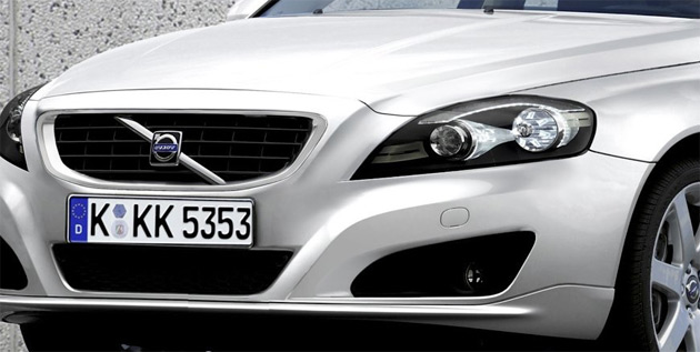 The second-generation S60 sedan is expected to go on sale early next year