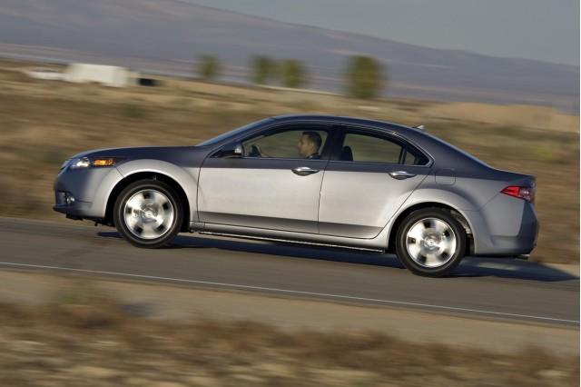2011 Acura TSX sedan