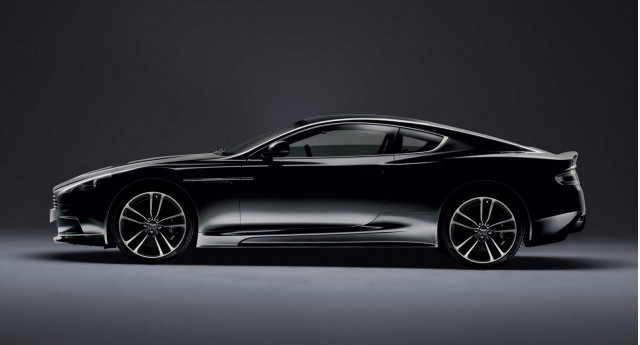 2011 Aston Martin DBS Carbon Black