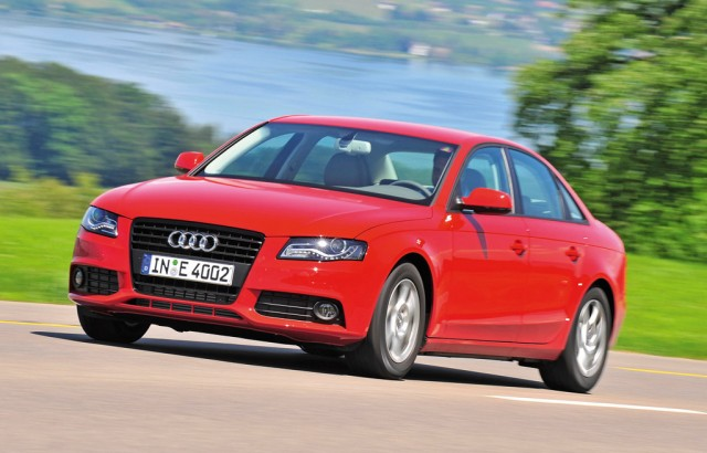 53 mpg clean diesel audi a4 tdi coming to u s in four years. Black Bedroom Furniture Sets. Home Design Ideas