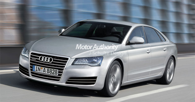 The new A8's release date has been pushed back until the second half of next year, though it will be revealed this November
