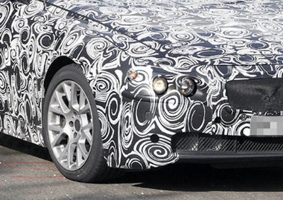 2011 BMW 6-Series spy shots