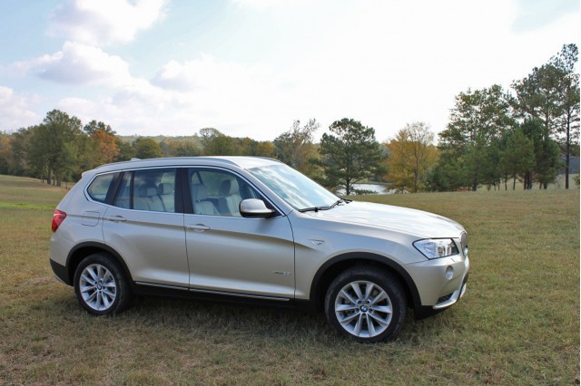 2011 BMW X3
