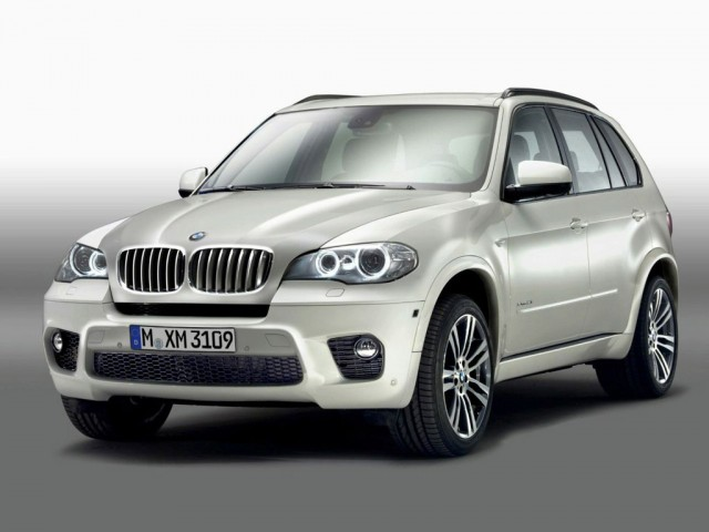 2011 BMW X5 M Sport Package