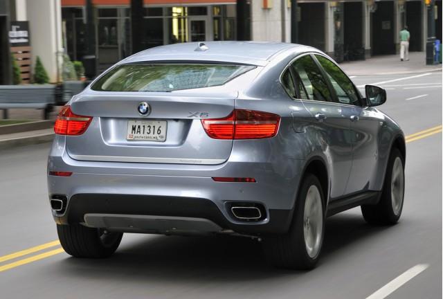 2011 BMW X6 ActiveHybrid