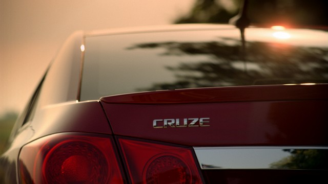 2011 Chevrole Cruze ad capture