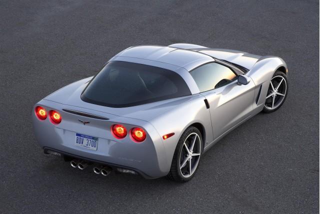 2011 Chevrolet Corvette Coupe
