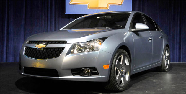 General Motors Looking At Hatch And Wagon Variants For Cruze