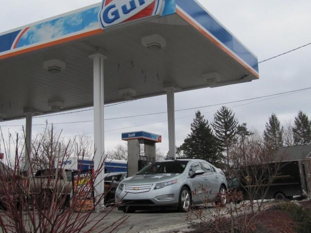 2011 Chevrolet Volt drive test, March 2011