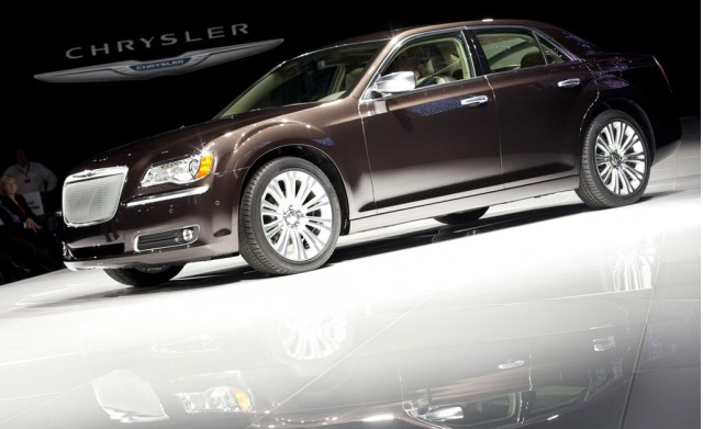 2011 Chrysler 300C Executive Series