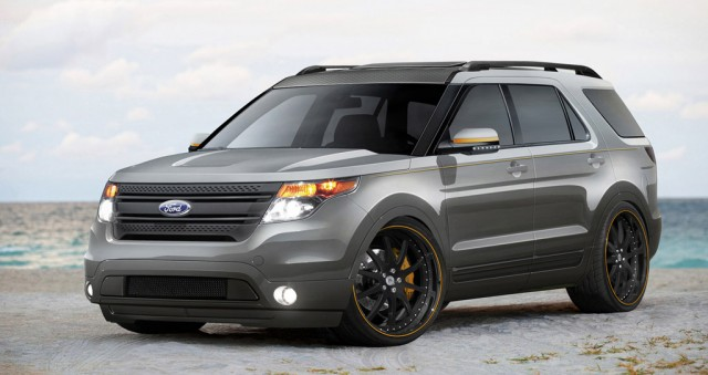 2011 Ford Explorer by Tjin