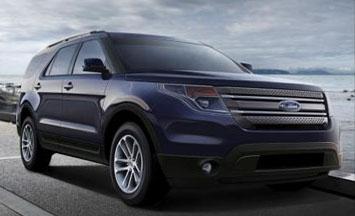 2011 Ford Explorer Leaked?