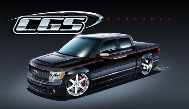 2011 Ford F-150 by CGS Performance Products