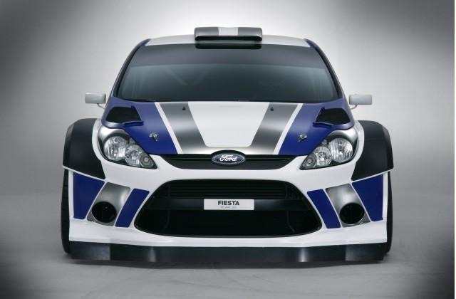 2011 Ford Fiesta RS WRC