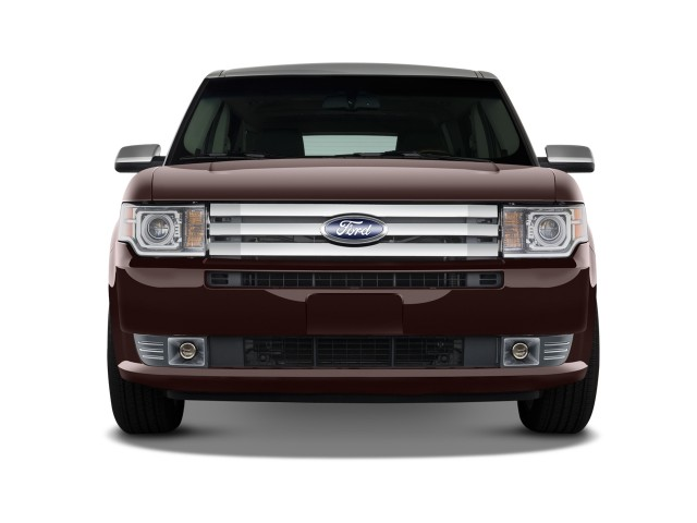 2011 Ford Flex 4-door Limited FWD Front Exterior View