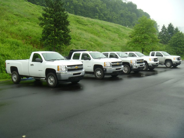 2011 GM Heavy Duty Trucks