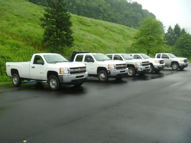 2011 GM Heavy Duty Trucks
