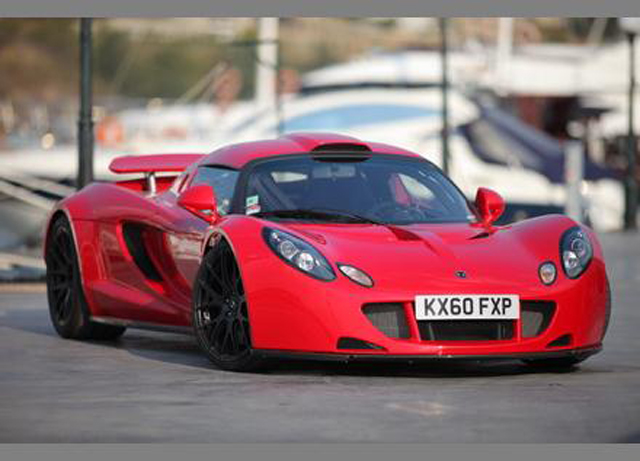 Hennessey Venom GT2 In The Works