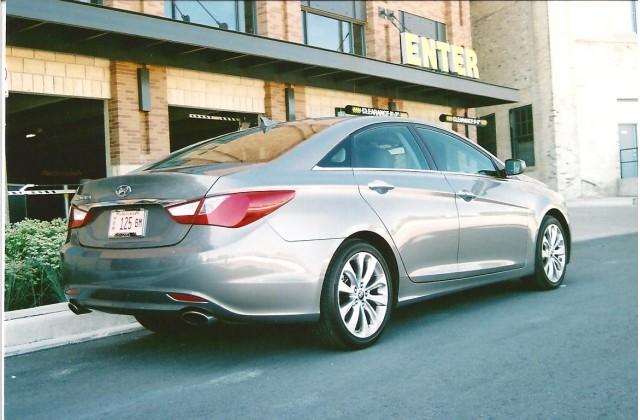 Hyundai Sonata: sales leader