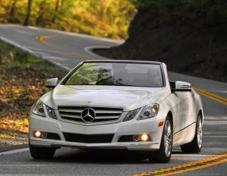 2011 Mercedes-Benz E350 Cabriolet