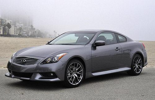 2011 Infiniti IPL G Coupe. Photos by Anne Proffit.