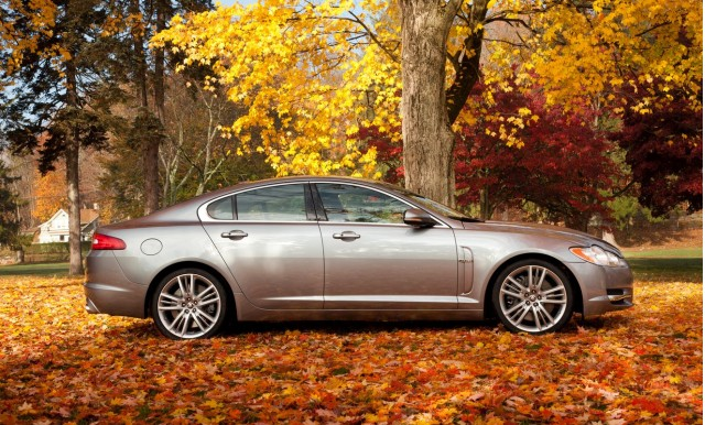 2011 Jaguar XF Supercharged