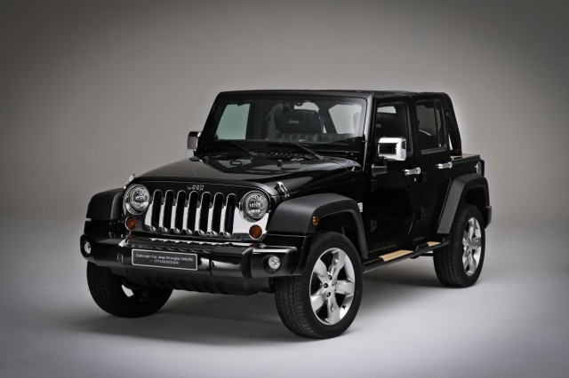 Jeep Wrangler Unlimited Nautical Concepts