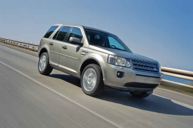 2011 Land Rover Freelander 2 diesel (UK version)