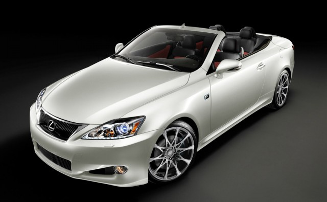 2011 Lexus IS 350C F Sport Special Edition
