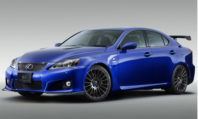 2011 Lexus IS-F Club Performance Accessory