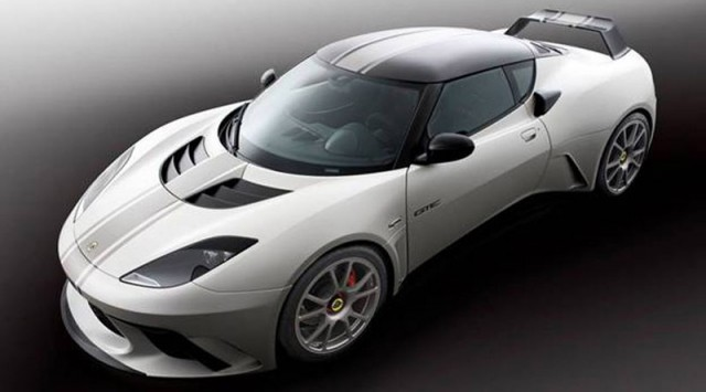 2011 Lotus Evora GTE Road Car Concept