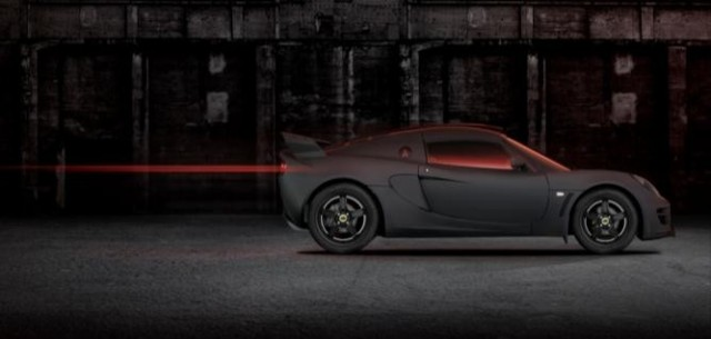2011 Lotus Exige Matte Black Final Edition
