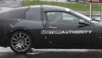 2011 Maserati Granturismo Spyder