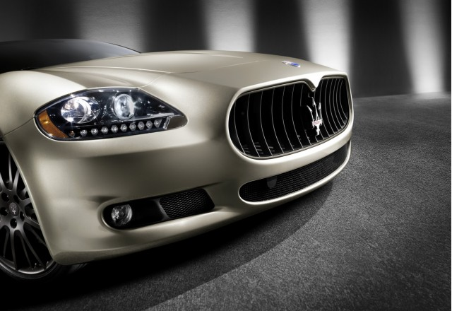 2011 Maserati Quattroporte GT S Awards Edition