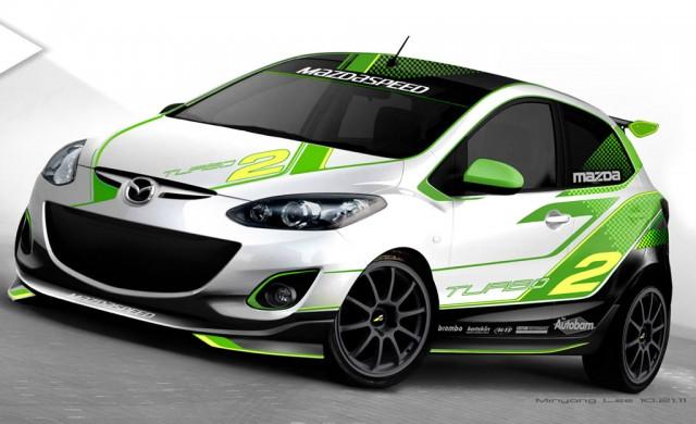 2011 Mazda Turbo2 Concept