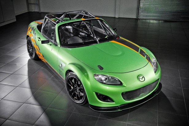 2011 Mazda MX-5 GT race car