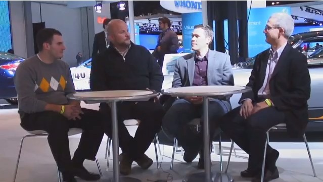 2011 New York Auto Show Roundtable