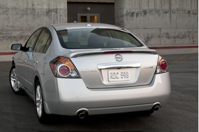 2011 Nissan Altima sedan
