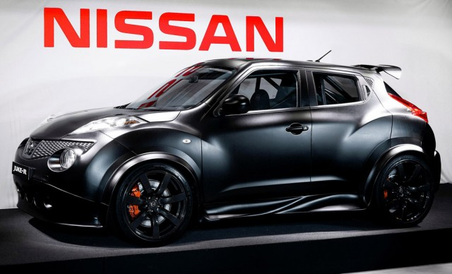 2011 Nissan Juke-R Concept