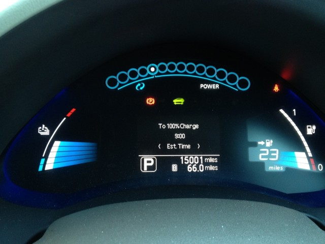 2011 Nissan Leaf: One Year Drive Report