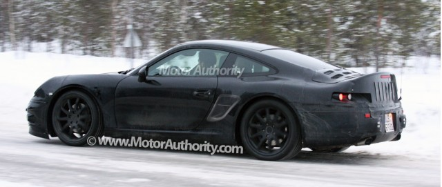 2011 porsche 911 998 spy shots january 014