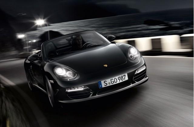 2011 Porsche Boxster S Black Edition