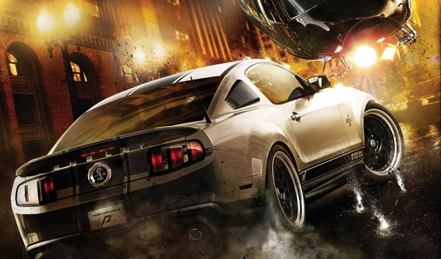 2011 Ford Shelby GT500 Super Snake Need For Speed Edition