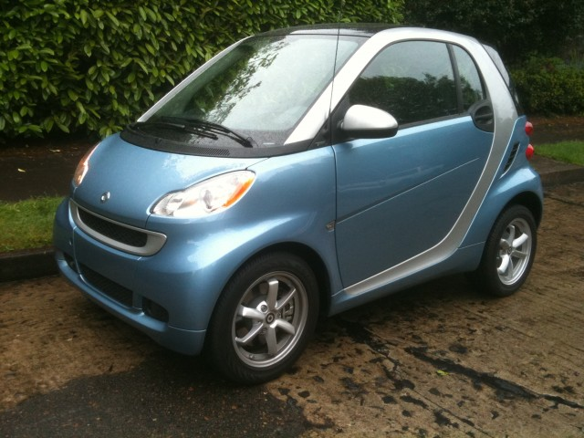 2011 Smart Fortwo Passion Coupe