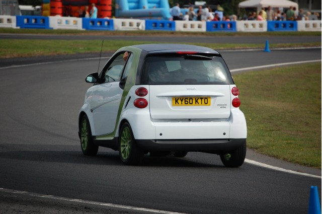 2011 Smart ForTwo Electric Drive