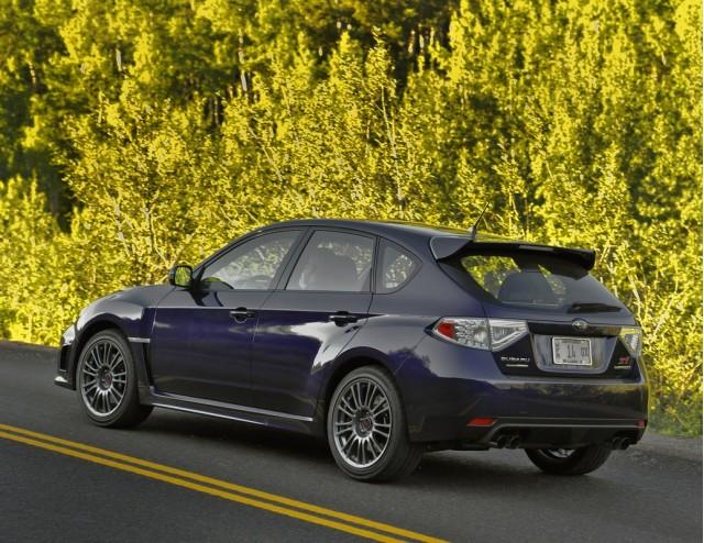 2011 Subaru Impreza WRX STI