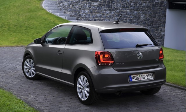 2011 Volkswagen Polo Three-door